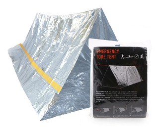 Carpa De Emergencia Supervivencia - Aluminizada - Refugio