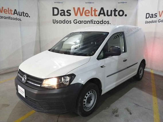 Volkswagen Caddy 2017 4p Cargo L4/1.2/t A/a Man