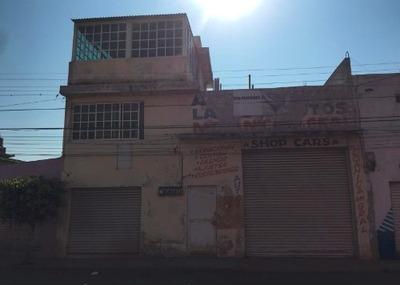 Venta De Edificio Industrial-comercial En Ecatepec Por Puente De Fierro.