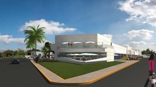 Renta De Locales En Merida Yucatan Desde $350 El M2 Plaza Victory Av. Garcia Lav