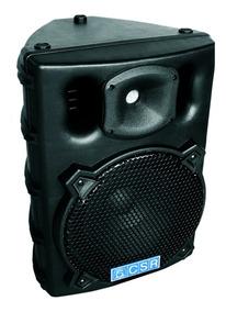 Caixa Acústica Csr 770p Falante 8 E Titanio 100w Rms