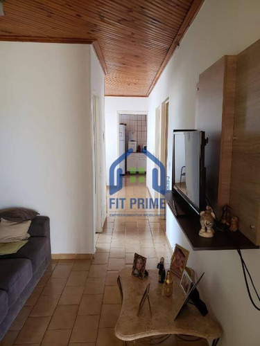 Casa Com 2 Dormitórios À Venda, 121 M² Por R$ 300.000 - Conjunto Habitacional São José Do Rio Preto - São José Do Rio Preto/sp - Ca1872
