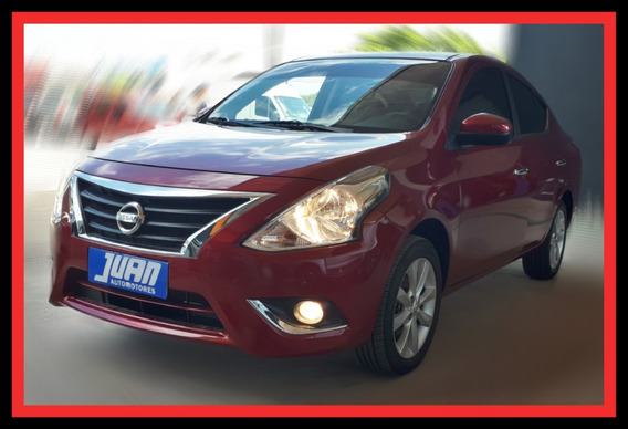 Nissan Versa 1.6 Advance Pure Drive L/15 2018