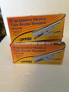Engrapadora Metalica Tipo Alicate Standar Pr 0-0156 (6.3$)