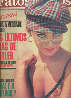 Fatos E Fotos 1967 - Celi Ribeiro* Caraguatatuba* Pittman*