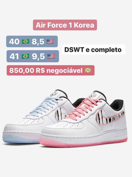 Air Force 1 Korea Dswt