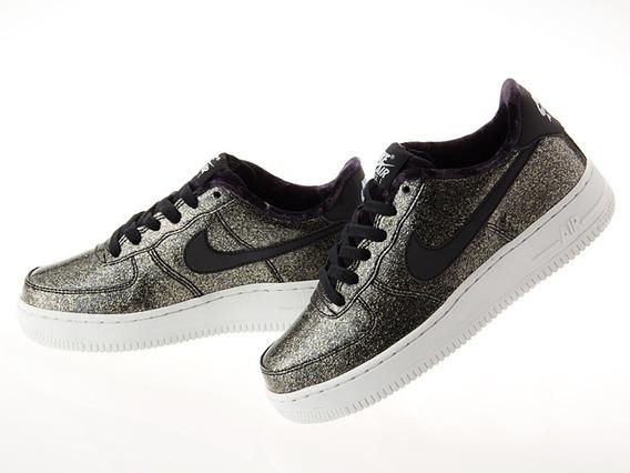 Zapatillas Nike Air Force 1 Pinnacle (con Glitter)
