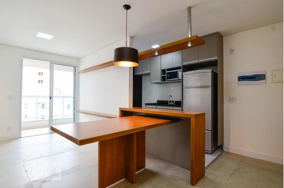Apartamento No 14º Andar Com 2 Dormitórios E 1 Garagem - Id: 892948908 - 248908