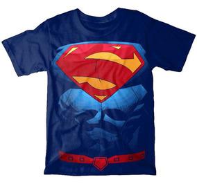 Playera Superman Torso Envio Gratis
