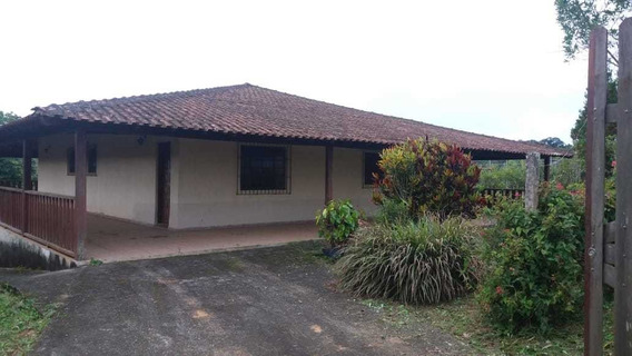 Chácara Com Casa 3 Quartos, Sala Cozinha, Varanda