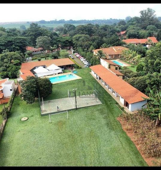Chácara Com 6 Dormitórios À Venda, 5792 M² Por R$ 1.390.000,00 - Residencial Santa Mônica - Araras/sp - Ch0437