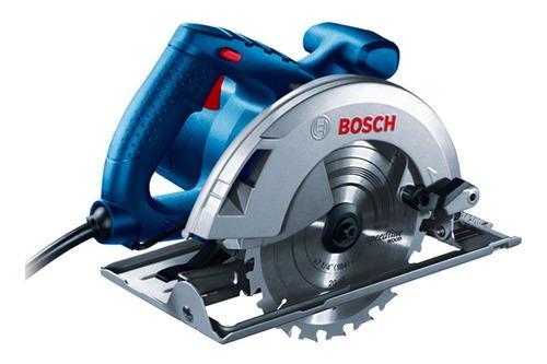 Imagen 1 de 7 de Sierra Circular Bosch Gks 20-65 7-1/4  2000w