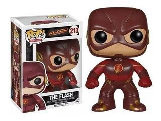 Funko Pop : Dc Universe - Flash #213