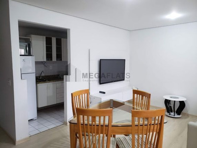 00372 - Flat 2 Dorms, Moema - São Paulo/sp - 372