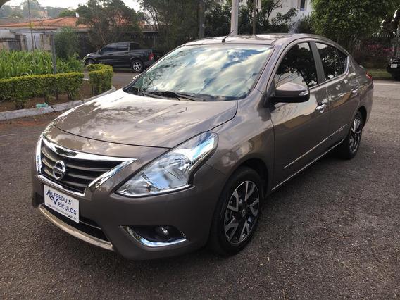 Nissan Versa Sl Unique 1.6 Automático 2017 27 Mkm