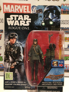Star Wars Jyn Erso Rogue One Hasbro