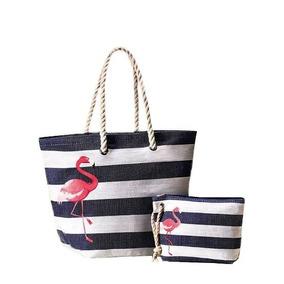 Bolsa Flamingo Com Nécessaire Korres