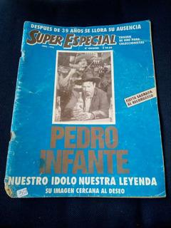 Revista Super Especial Pedro Infante 1996
