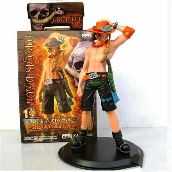 One Piece Luffy & Ace Figura De Ação Toy