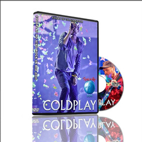 Dvd Coldplay Ao Vivo Rock In Rio Brasil 2011