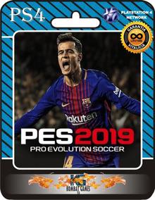 Pro Evolution Soccer 2019 - Pes 19 -ps4- (primaria / Digital