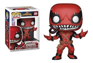 Funko Pop Deadpool Versión Gamer.