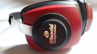 Audifonos Silencio Proteccion Orejeras Auditivas 25 Decibel