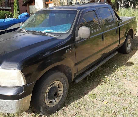 Ford F-100 3.9 Cab. Doble Xlt 4x2 2007