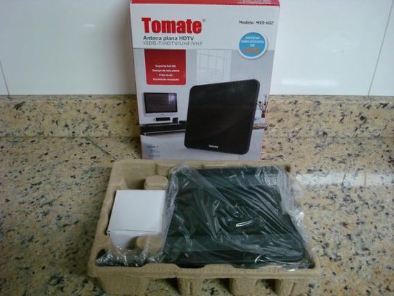 Antena Plana Hdtv Isdb-t/hdtv/uhf/vhf Mta-602 Tomate