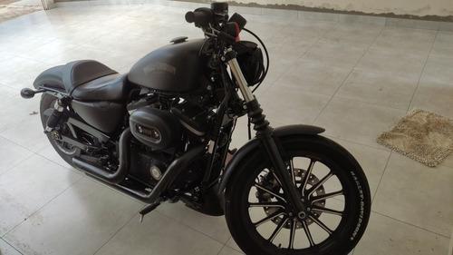 Imagem 1 de 4 de Harley Davidson Sportster 883