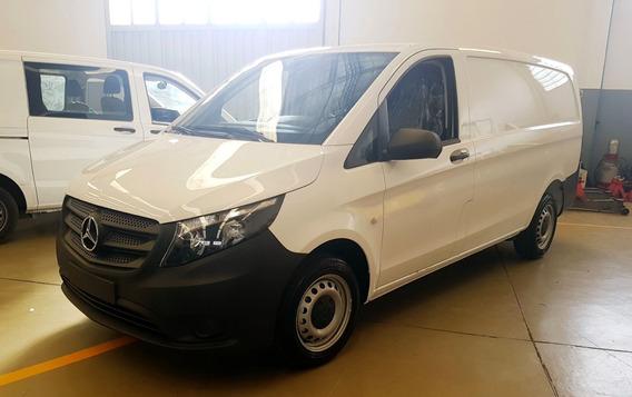 Mercedes-benz Vito Furgón V1 Diesel 2019 Blanco