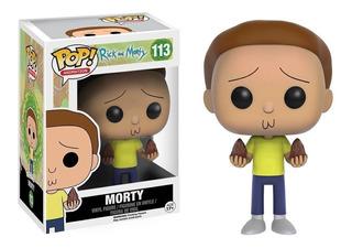 Figura Funko Pop ! Rick And Morty Personajes - Original