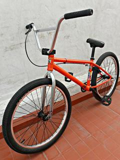 Bmx 24 Crucero Bike Cult Duff Bicicleta Completa