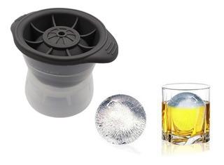 Molde Para Hielo Diseño Esfera Para Bebidas Whisky Cóctel