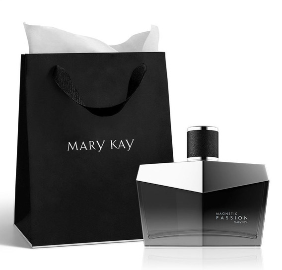 Perfume Magnetic Passion Mary Kay Bolsa Presente Original