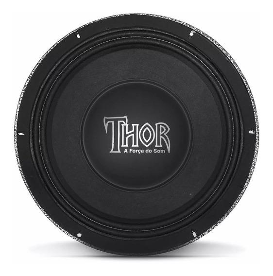 Falante Thor 10 1600 Bobina Kapton 800 Watts 8 Ohms Som