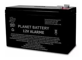 Bateria 12v 7ah P/ Alarmes Cercas Elétricas
