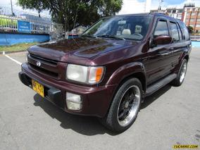 Nissan Pathfinder Infinit