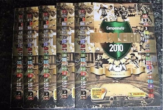 Figurinhas Campeonato Brasileiro 2010. Kit Com 20 A Sua Esco