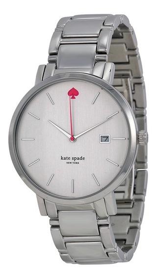 Reloj Kate Spade Gramercy Acero Inoxidable Mujer 1yru0008