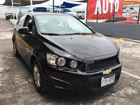 Chevrolet Sonic 2016 Lt L4/1.6 Man