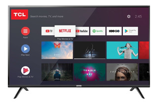 Tv Tcl Smart Led 40 S6500 Android Tv Netflix Spotify L40s6