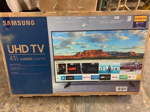 Tv Samsung 43 Smart 4 K