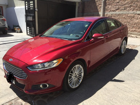 Ford Fusion 2.0 Se Luxury Turbo 250 Hp Flamante Int Beige