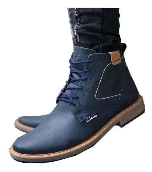 Zapatos Hombre - Botas Hombre Clarks, Calzado Caballero,