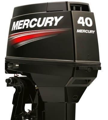 Motor Fuera Borda  Mercury 40 Elo Super (2 Tiempos)