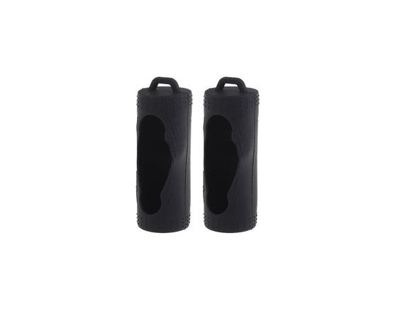 Case De Silicone Para Baterias 26650 2 Unds