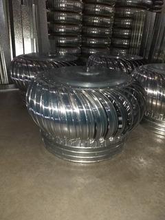 Extractor Eolico 60cm C/ Base Ventilación Industrial