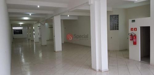 Salão No Tatuapé Com 360 Metros Quadrados A 500 Metros Do Metros Carrão - Ta6792