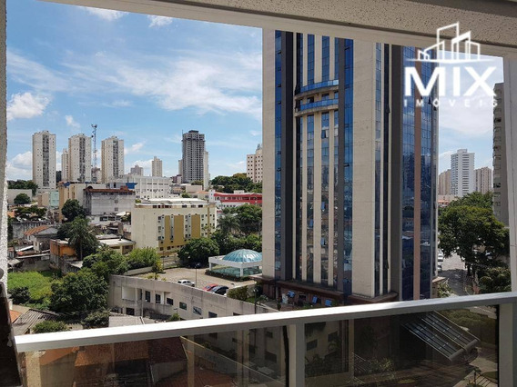 Sala Para Alugar Guarulhos, Centro - 1 Vaga 27m² - Sa0036